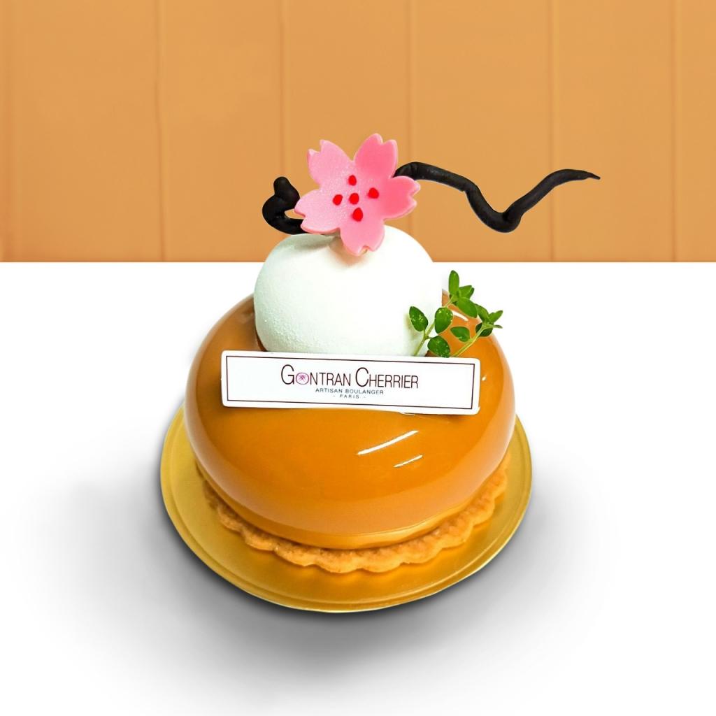 Gc新推出甜點一翦梅