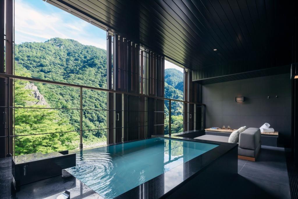 Hoshinoya Guguan Guest Room Yue