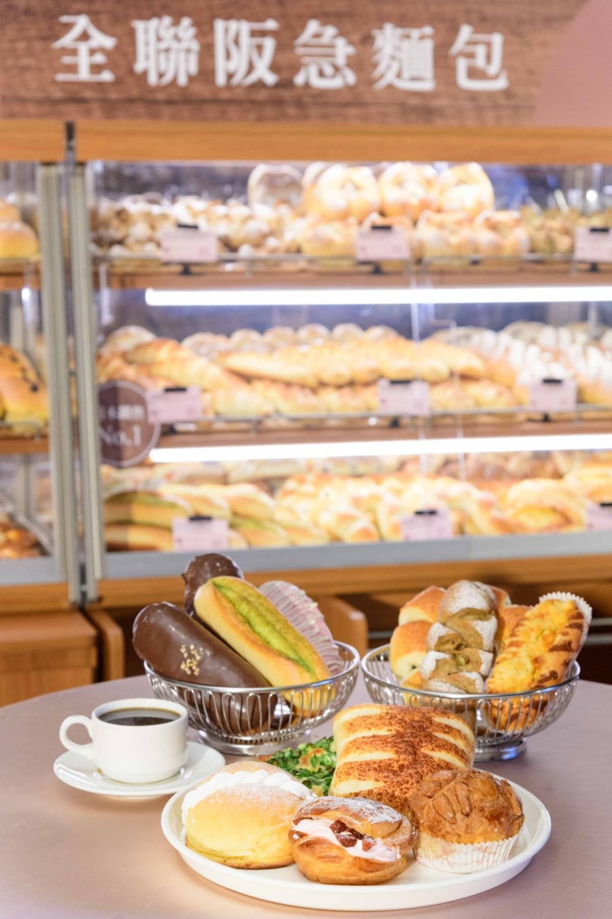 Hankyu Bakery全聯阪急麵包的靈魂來自獨家冷凍麵糰。