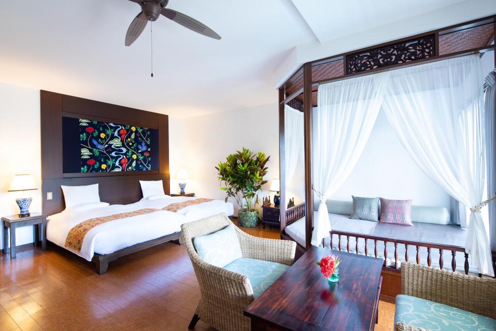 Hoshino Resorts Iriomote Hotel Room Image 3