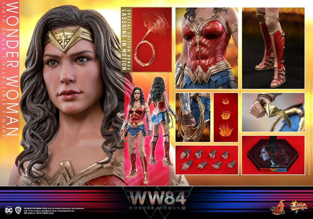 Hot Toys Ww84 Wonder Woman