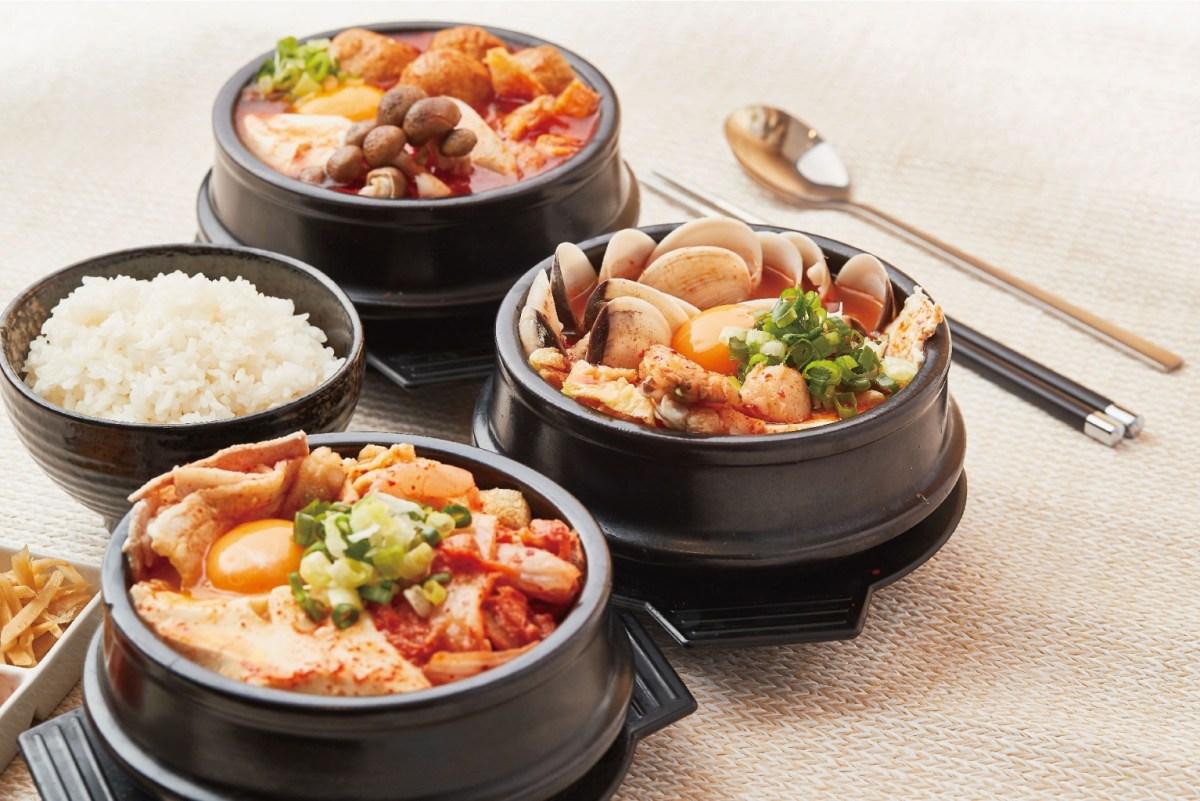 Mop台中港東京純豆腐 有您真好母親節4人套餐推薦價1,399元2
