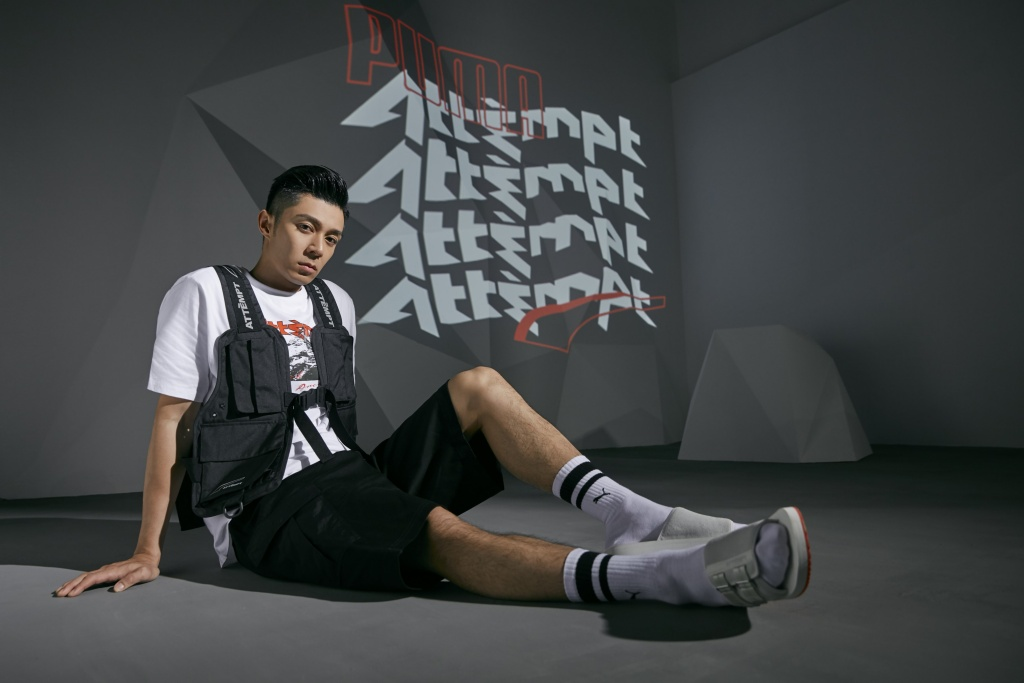 Puma Select X Attempt系列utility