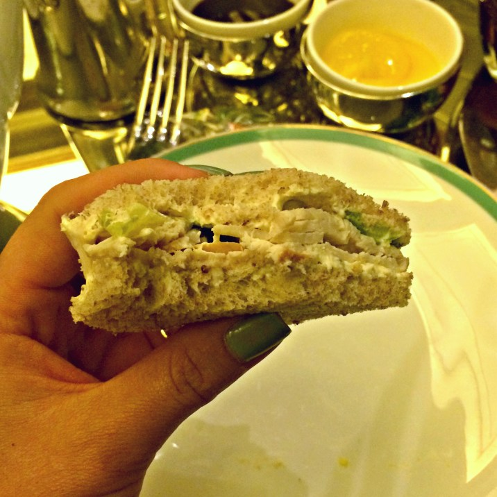 [House Made Turkey, Apricot Chutney, Grain Mustard, Whole Wheat]