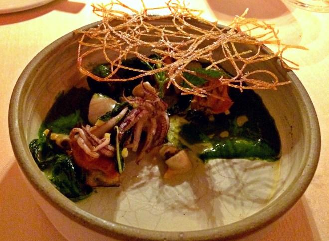 Seafood Ragout