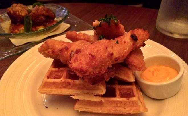 [Fried 'Chicken n' Waffles']