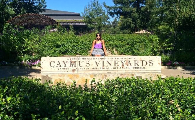 Caymus Vinyards