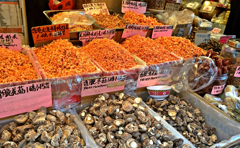 NYC Spotlight: Chinatown – Chey Chey from the Bay