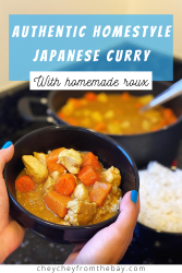Authentic Japanese Curry
