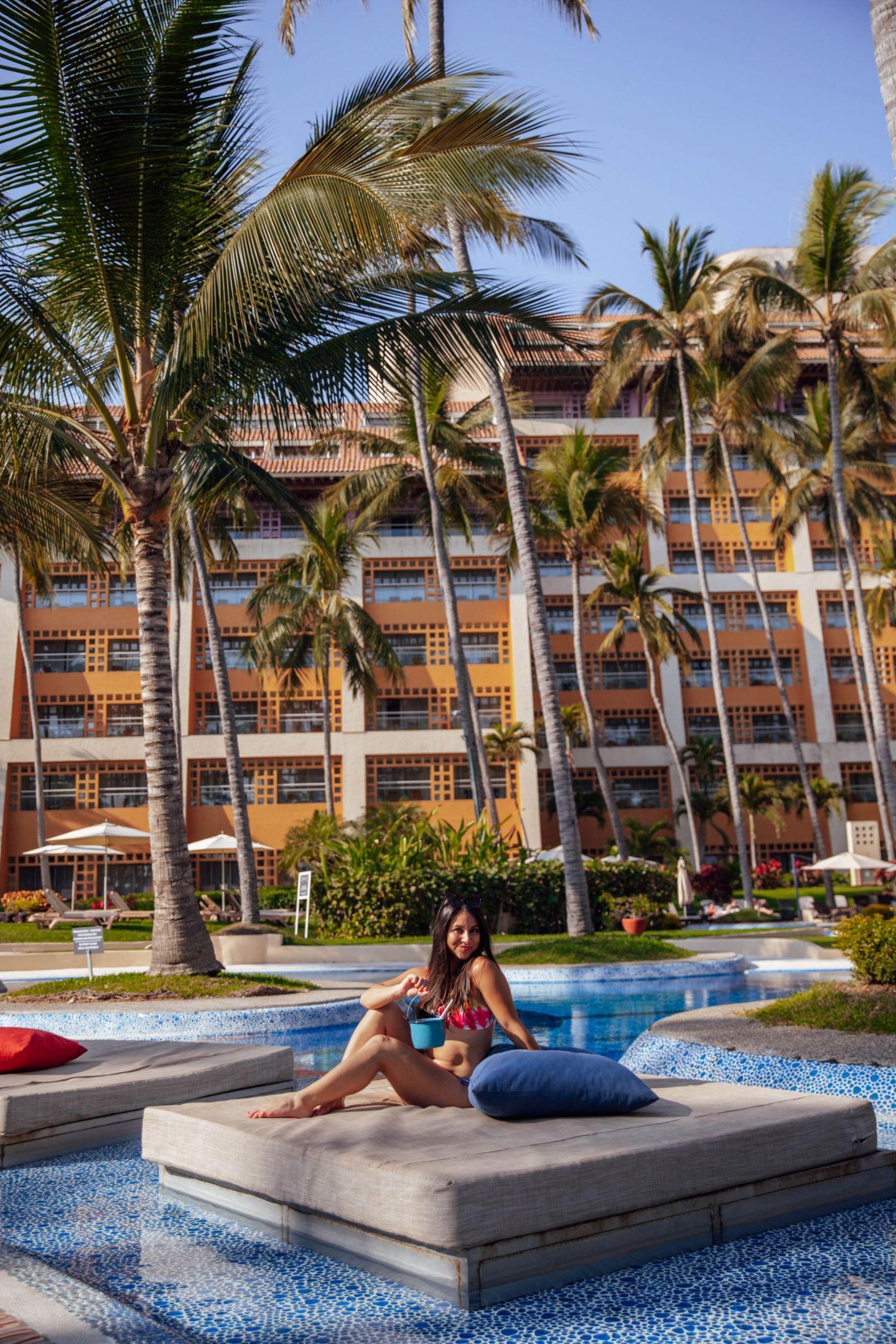 The Westin Resort & Spa Puerto Vallarta.