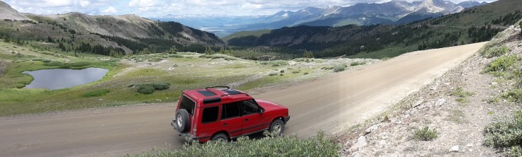 Tincup Pass August 2015 2