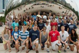 2012 OFA intern class