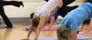 Yoga at Eric Liddell, Eltham College @ Eric Liddell Sports Centre