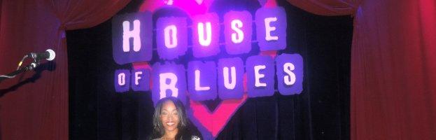 Chezale plays House of Blues San Diego (1/20/16)