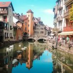 Annecy canaux
