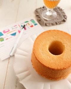 米粉シフォンケーキ, 米粉シフォン, 塩バニラシフォン, 手作りシフォン, 手作りお菓子