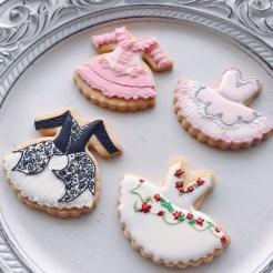 オーダーメイド, オリジナルアイシングクッキー, balleticingcookie, ballet, バレエ衣装アイシングクッキー, バレエアイシングクッキー