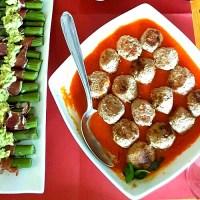 Salsa roja sin tomate