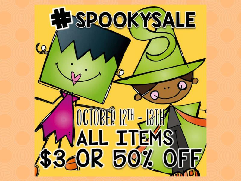 #spookysale Coming !