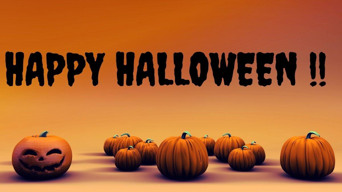 des idées d'activité pour Halloween