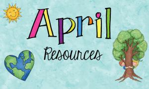 Agenda : Ressources pour le mois d'avril