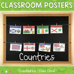 Cultural Posters : Countries