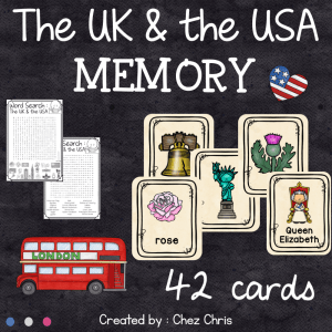The UK and the USA Memory