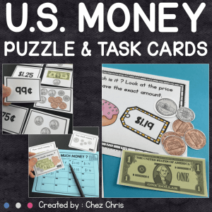 US Money – Activities