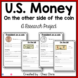 US Money – research Project