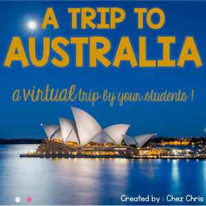Trip to Australia: a Research Project