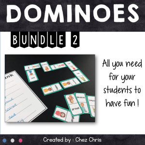 Dominoes BUNDLE 2