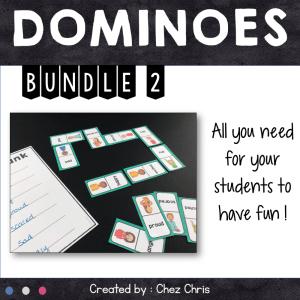 Dominoes BUNDLE 2