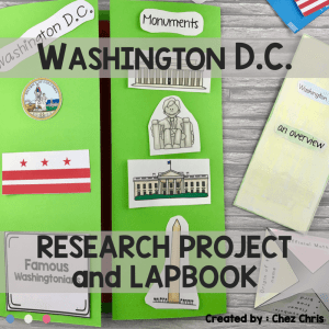 Washington DC : A Research Project