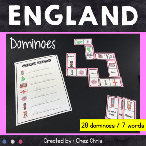 Dominoes England