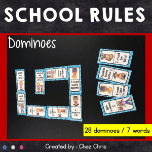 Dominoes School Rules