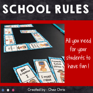 Dominoes School Rules