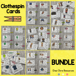 couverture du bundle de clothespin cards