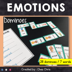 Dominoes : Emotions and Feelings