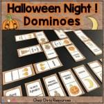 image de couverture de la ressource : les dominos - la nuit d'Halloween