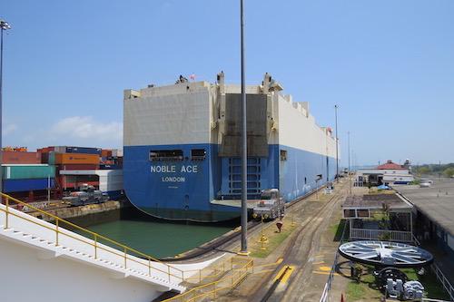 Panama - Canal 2