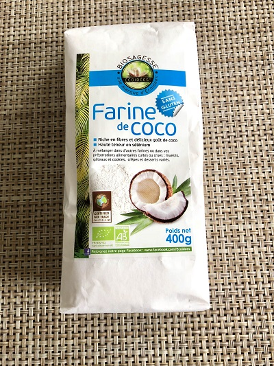 farine de coco Biosagesse