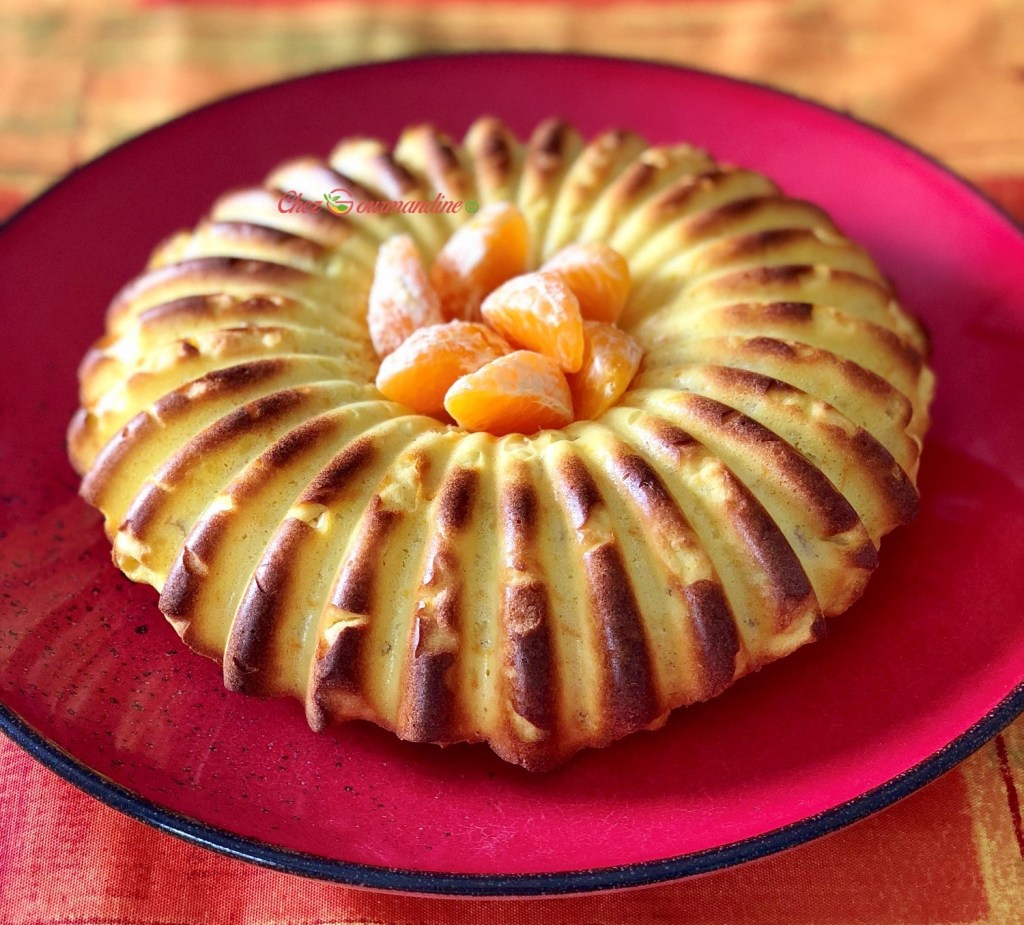 Gâteau du sud orange