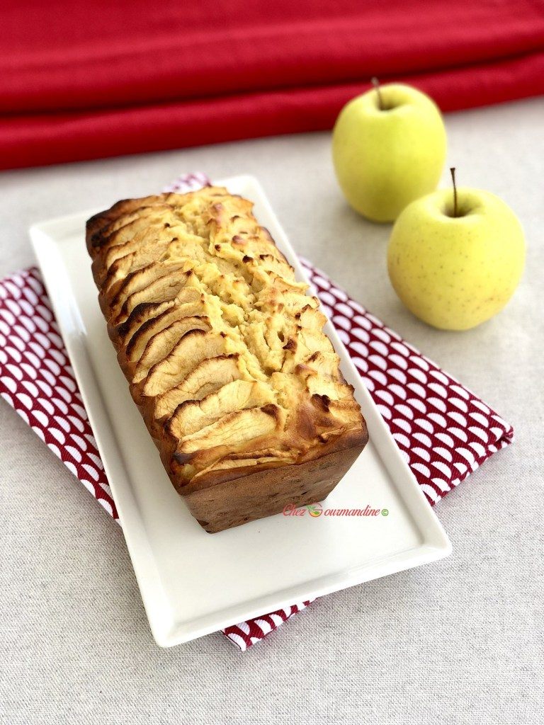 cake pomme cannelle rhum