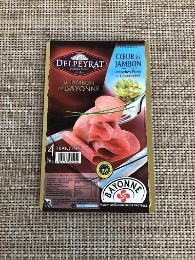 coeur de jambon de Bayonne