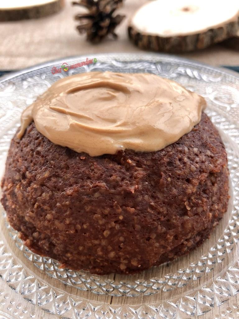 Bowlcake choco noisette