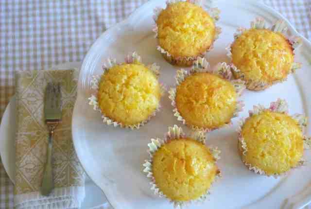 Lemon Drizzle Muffins (12)