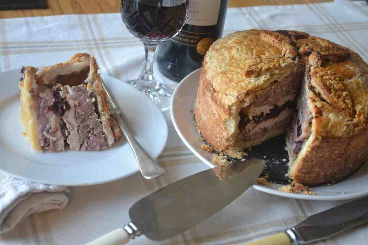 Celebration Turkey Pie