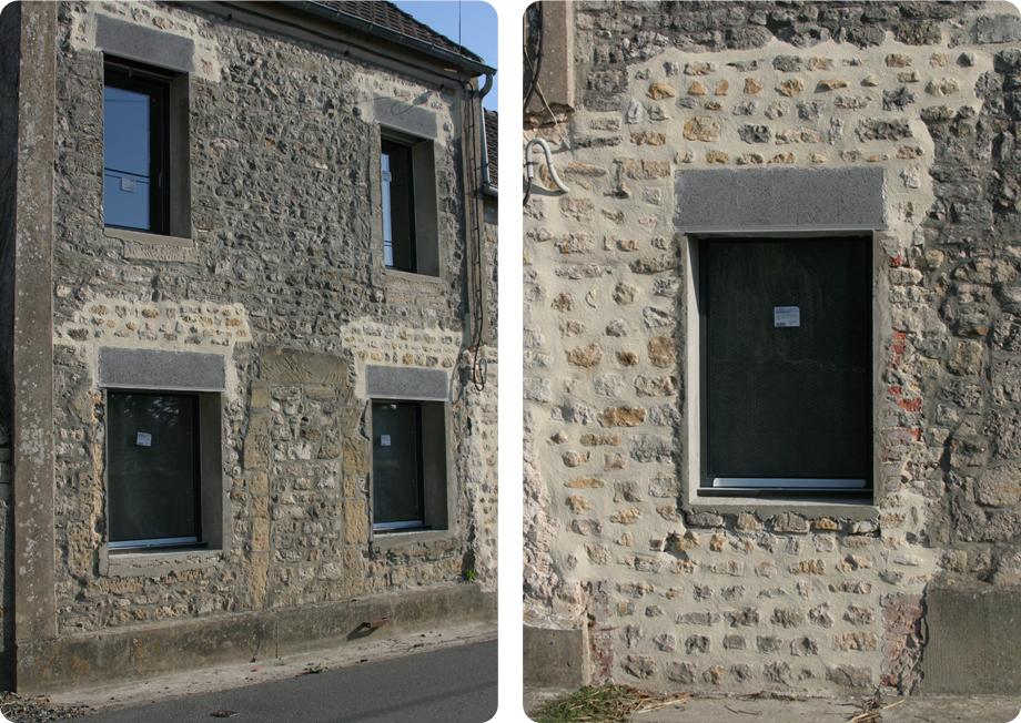 Travaux Chez Les 23 Restauration Dune Maison En Pierre