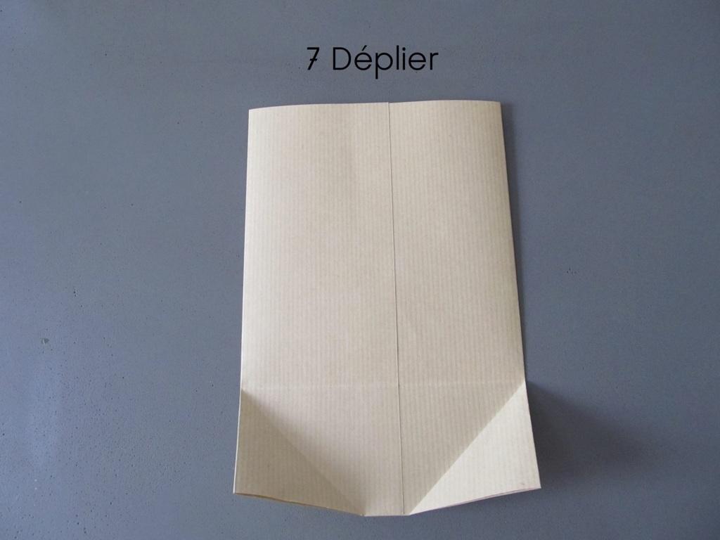 sac en papier diy étape 7