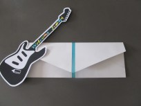 carte guitare naissance